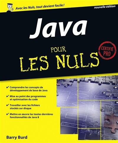 Java pour les nuls 6e ed. by Barry Burd