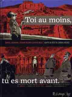 Toi au moins tu es mort avant by Sylvain Ricard
