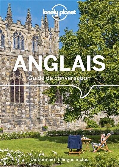 Guide De Conversation Anglais 14ed de Lonely Planet