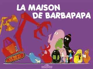 Maison De Barbapapa -La by Talus Taylor