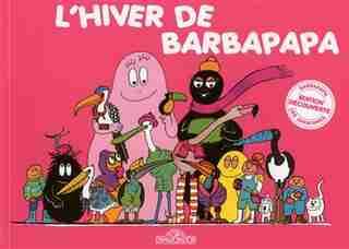 Hiver de Barbapapapa by Talus Taylor