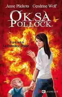 Oksa Pollock tome 6 le crépuscule d'Edefia de Anne Plichota