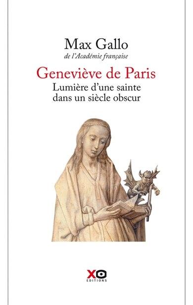 Geneviève de Paris de MAX GALLO