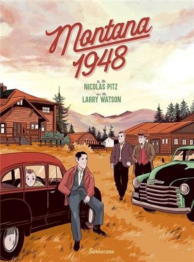Montana, 1948 by Nicolas Pitz
