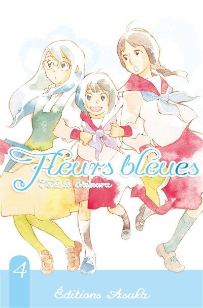 FLEURS BLEUES T04 by Takako Shimura