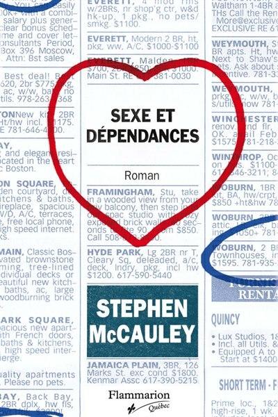Sexe & Dépendances by Stephen Mccauley