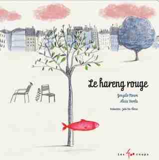 Le hareng rouge de Gonzalo Moure