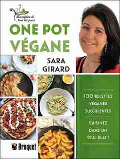 One pot végane by Sara Girard