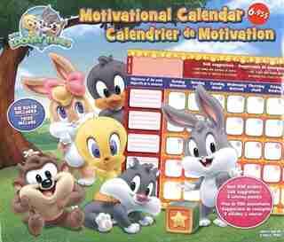 Baby Looney Tunes  Calendrier de motivation by COLLECTIF