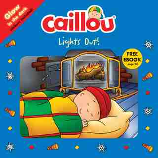 Caillou, Lights Out! by Eric Sévigny