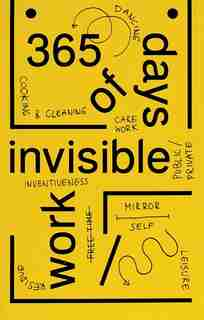 365 Days of Invisible Work: Werker Collective by Marc Roig Blesa