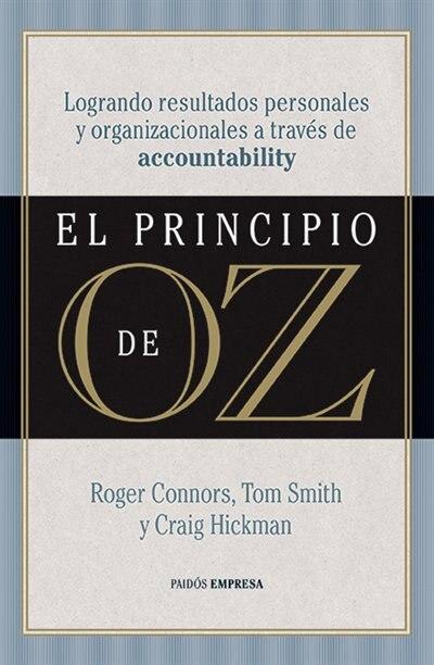 El Principio De Oz by Roger Connors