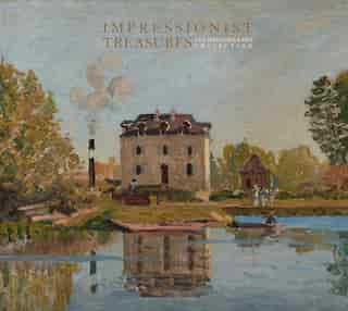 Impressionist Treasures: The Ordrupgaard Collection by Paul Lang