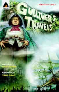Gulliver's Travels: The Graphic Novel by JONATHAN SWIFT