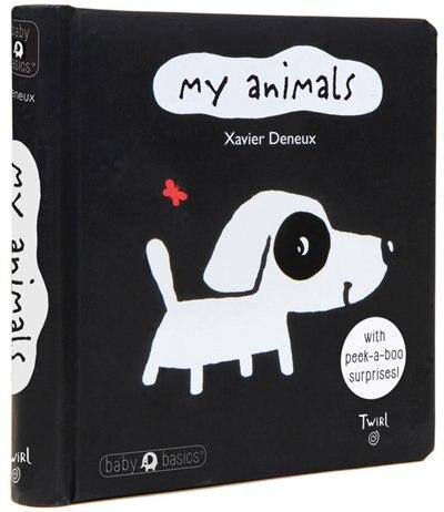 My Animals: Babybasics by Xavier Deneux