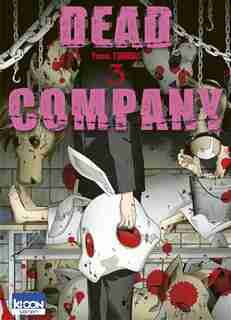 Dead company Tome 3 de Yoshiki Tonogai