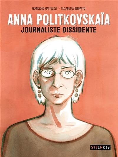 Anna Politkovskaïa by Francesco Matteuzzi