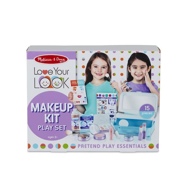 Melissa & Doug Love Your Look Make-Up Kit Play Set