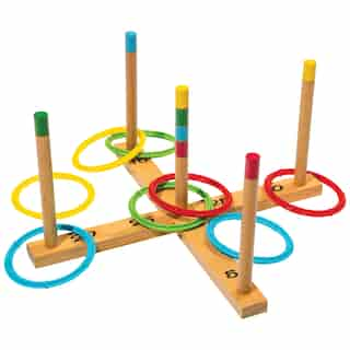 Sports Kids Ring Toss Game