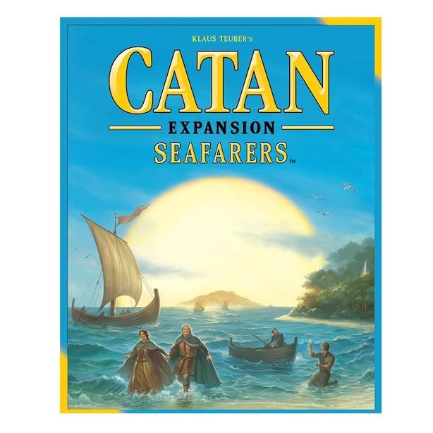 Catan Seafarers Game Expansion