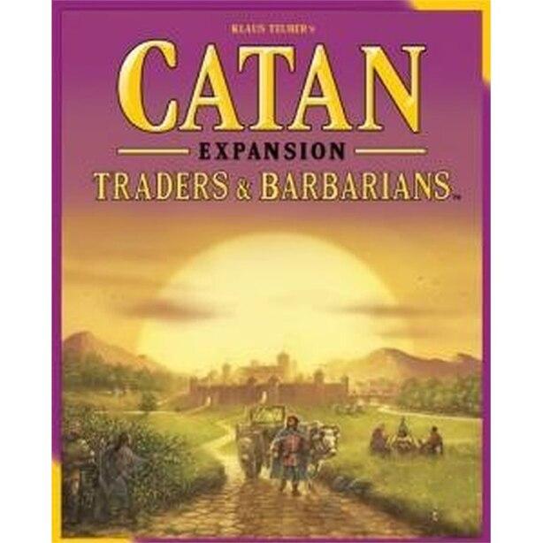 Catan Traders & Barbarians Expansion