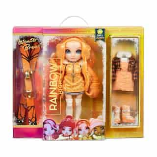 Winter Break Poppy Rowan – Orange Fashion Doll