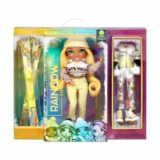 Winter Break Sunny Madison – Yellow Fashion Doll