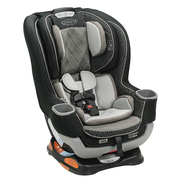 Graco Siège d'auto transformable Extend2Fit™ Platine Hurley
