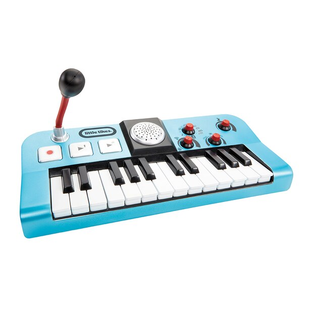My Real Jam Keyboard with Microphone and Keyboard Case, for Ages 3+