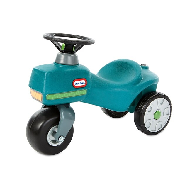 Little Tikes Go Green Ride-On Tractor Recycled Plastic