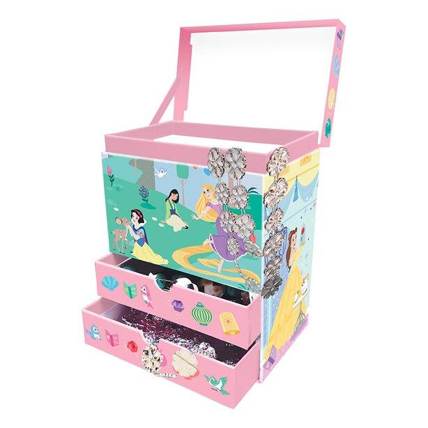 PRINCESS CRYSTAL STICKER JEWELRY BOX