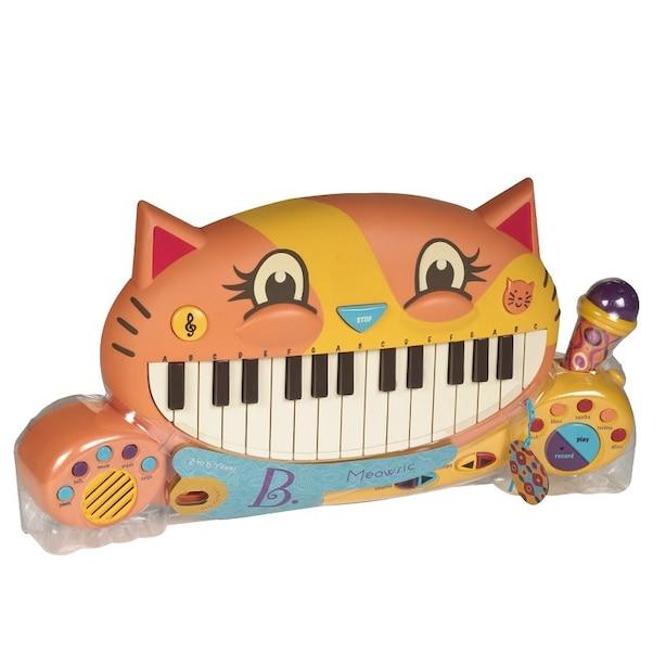 B. Meowsic™ Keyboard Piano
