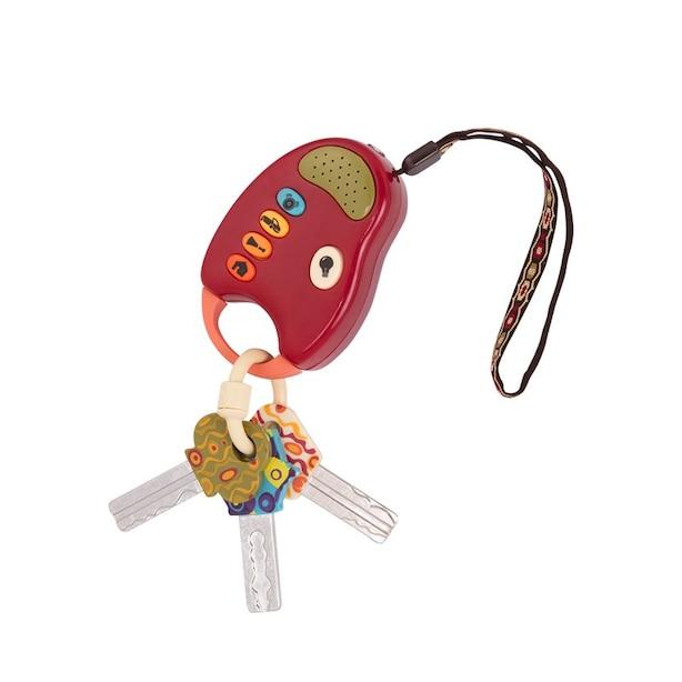 B. Toys Electronic Fun Keys™ with Lights & Sound