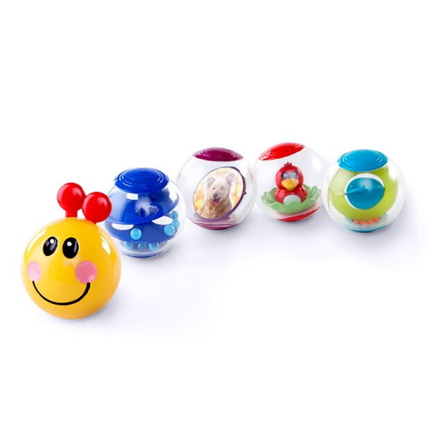 Roller-pillar Activity Balls Toys