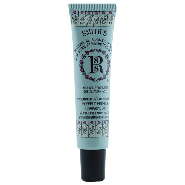 Rosebud Perfume Co. Smith's Menthol & Eucalyptus Balm Tube