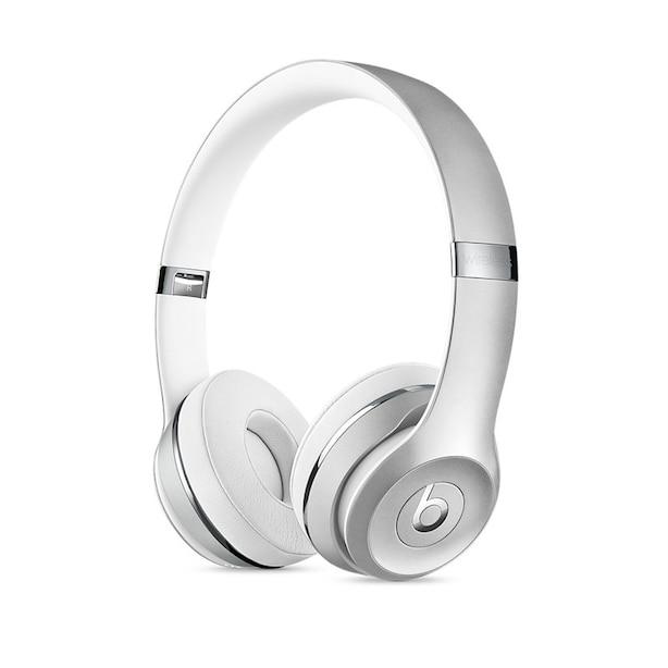 Beats Solo 3 Wireless On-Ear Headphones Silver
