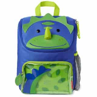 Zoo Big Kid Backpack - Dino