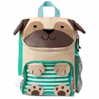 Zoo Big Kid Backpack - Pug