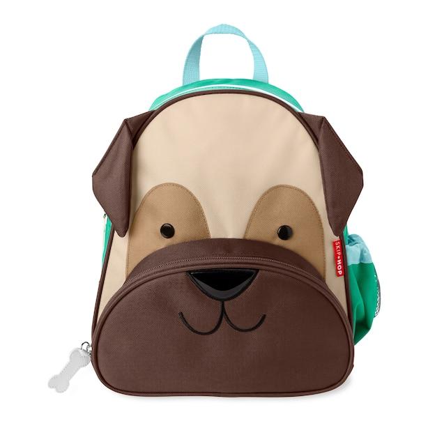 Zoo Little Kid Backpack - Pug