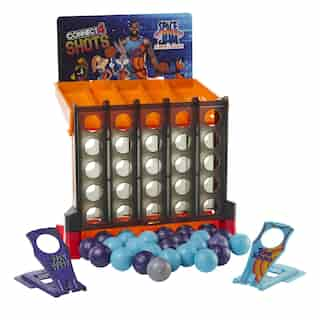 Connect 4 Shots: Space Jam A New Legacy Edition