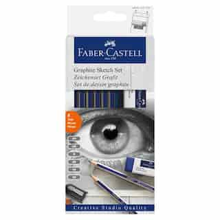 Faber Castell Goldfaber Sketch set graphite