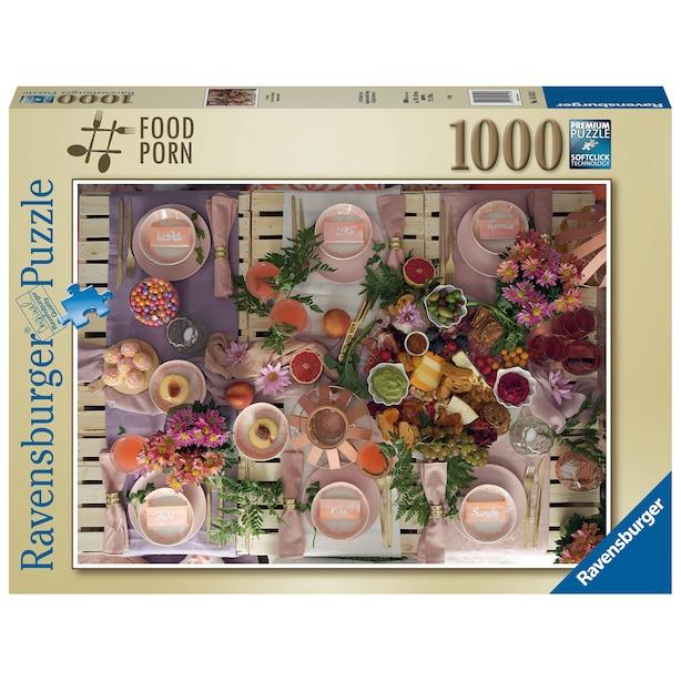 Love you a Brunch! 1000 Piece Jigsaw Puzzle