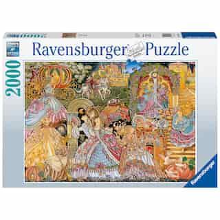 Disney Cinderella 2000PC Puzzle