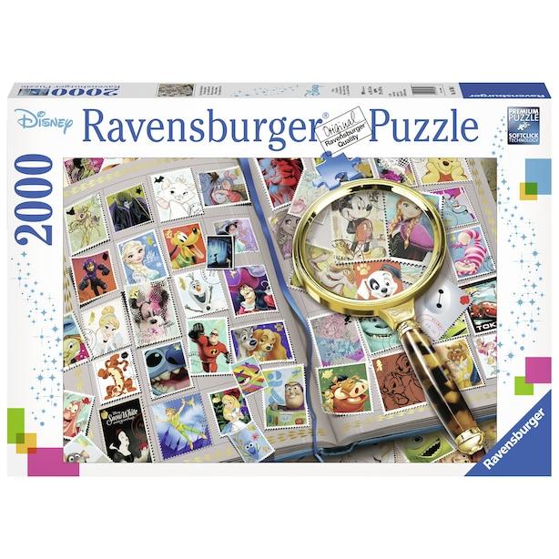 Disney Stamp Album 2000 Piece Puzzle