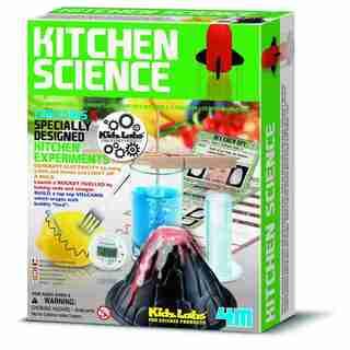 Science en cuisine 4M