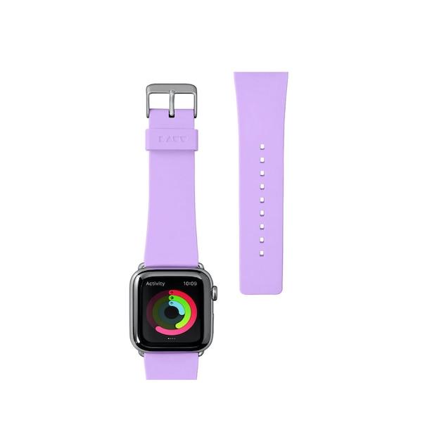 LAUT PASTELS Apple Watch BEt 38/40mm - Violet