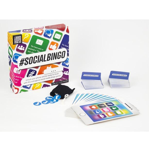 Looney Goose - #Social Bingo