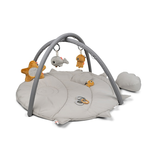 Done by Deer Activity Playmat Sea friends Grey