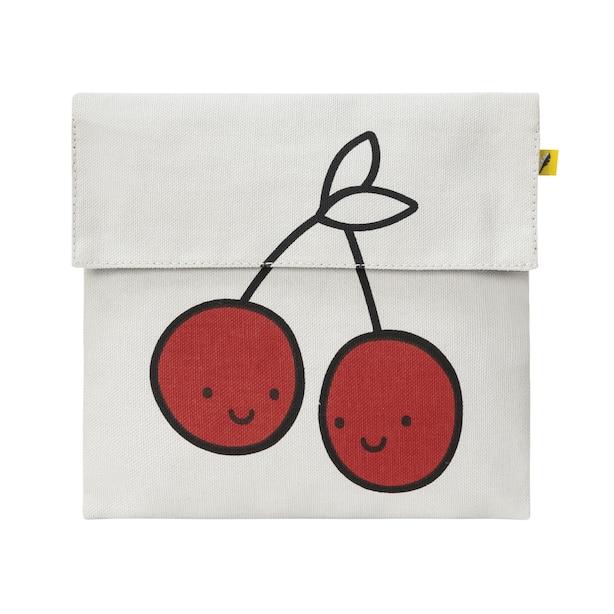 Flip Snack - Cherries Red