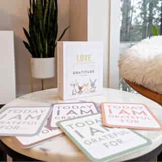 Love Powered Littles - Gratitude Cards for Kids
